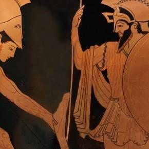 Céramiques grecques gay
